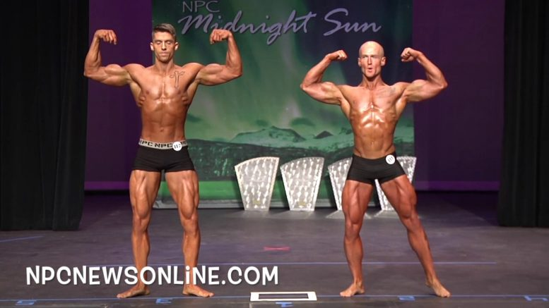2016 NPC Midnight Sun Classic Physique Stage Video